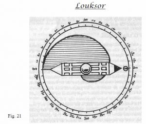 Adjustable Louksor