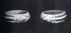 Atlantis Ring - clay