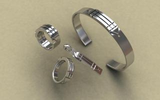Atlantis Ring Collection