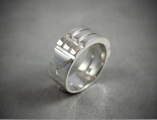 Atlantis Ring Authentic Design