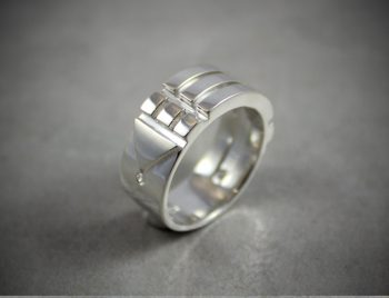 Atlantis Ring Authentic Design