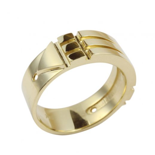 Atlantis Ring 10K Solid Gold