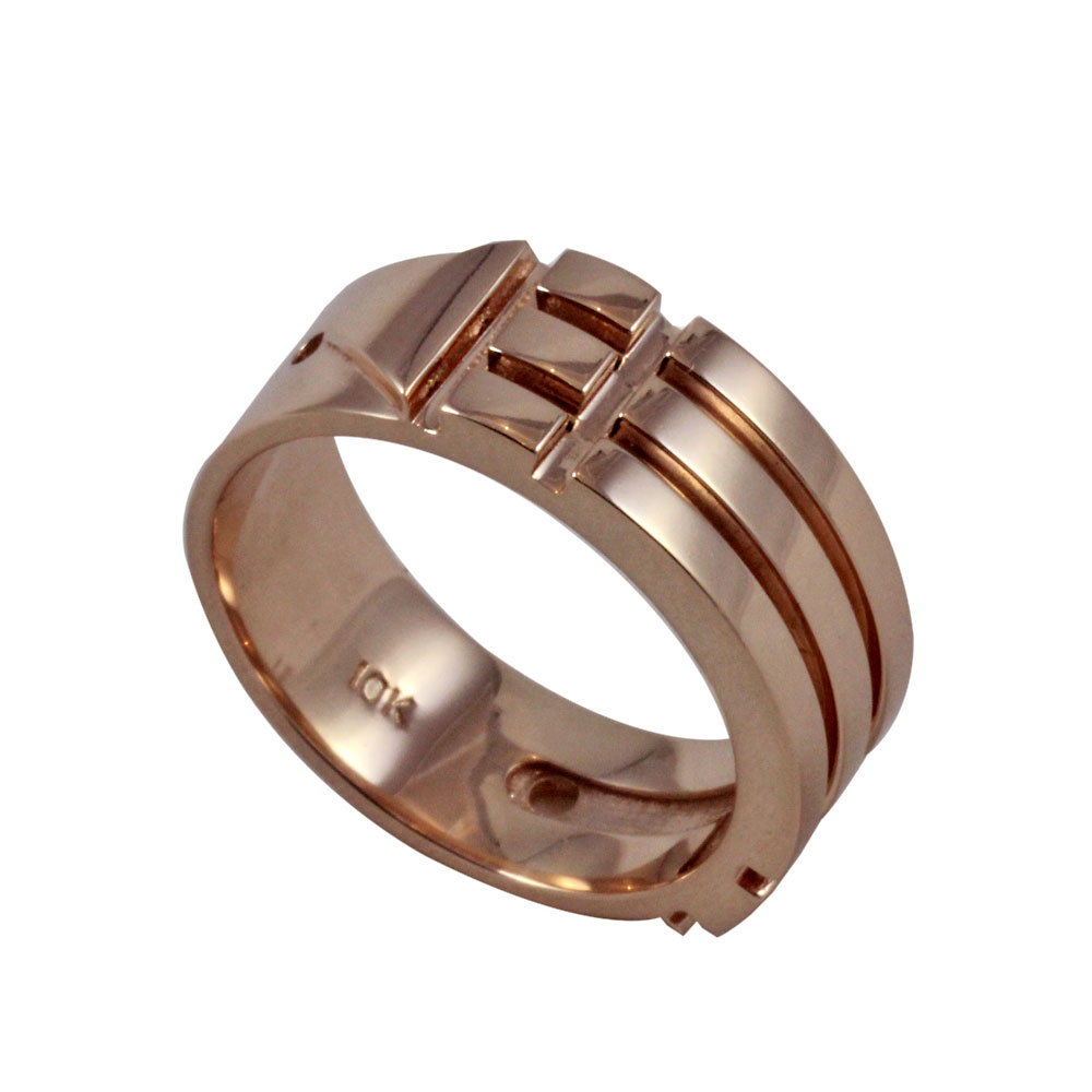 Atlantis ring gold 10 k