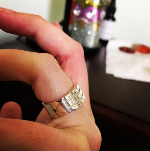 Joanna's Atlantis Ring