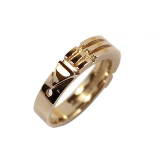 Atlantis Ring Bronze Slim